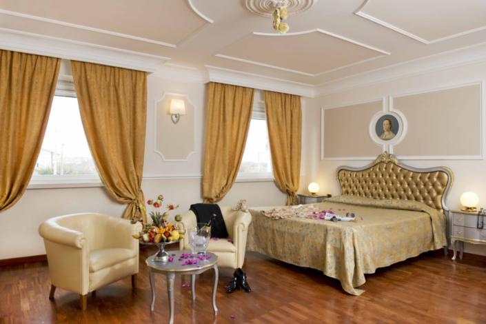Camere Hotel 4 stelle Lanciano Abruzzo