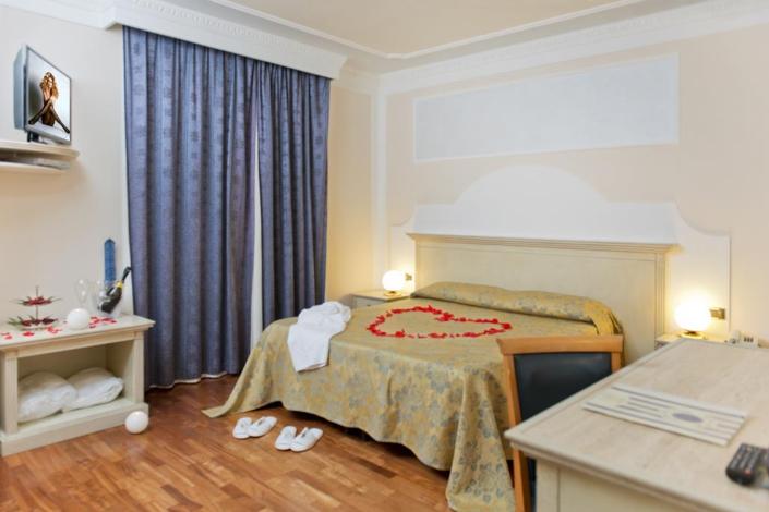 Camera Deluxe Hotel Villa Medici