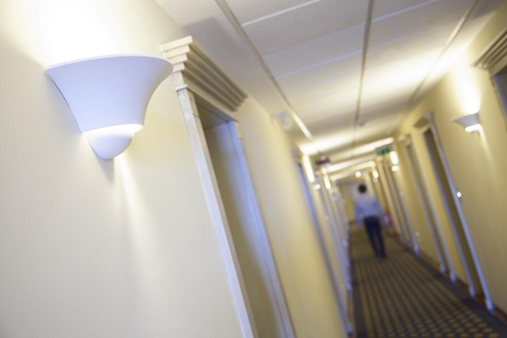 Corridoio Camere Hotel Villa Medici