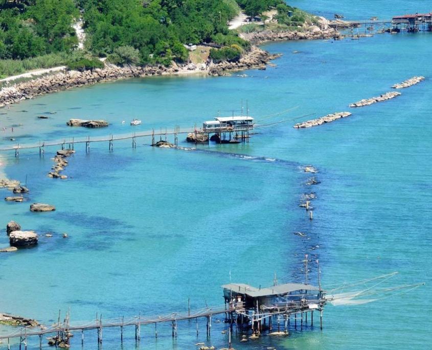 Hotel 4 stelle Abruzzo vicino Spiaggia Trabocchi