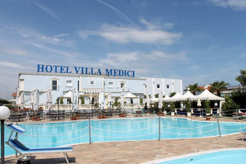 Hotel 4 stelle con piscina a Lanciano