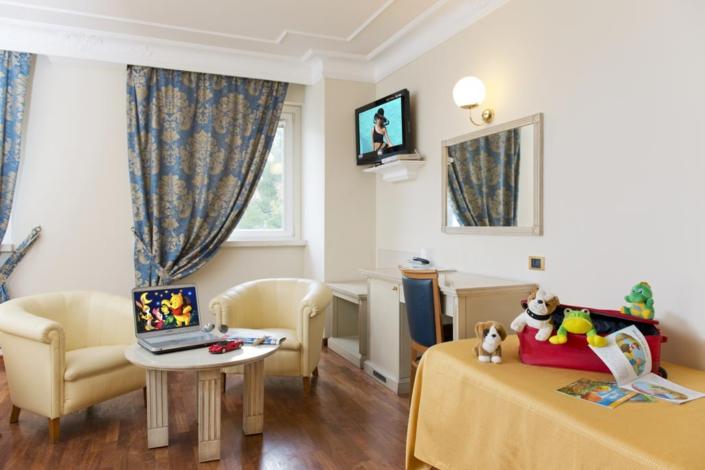 Junior Suite Hotel Villa Medici Lanciano