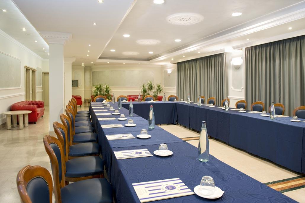 Sala Riunioni Hotel Villa Medici Abruzzo