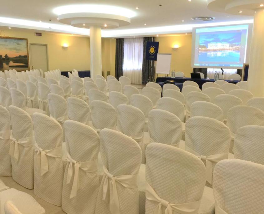 Sala Valeriano Hotel Business 4 stelle Abruzzo