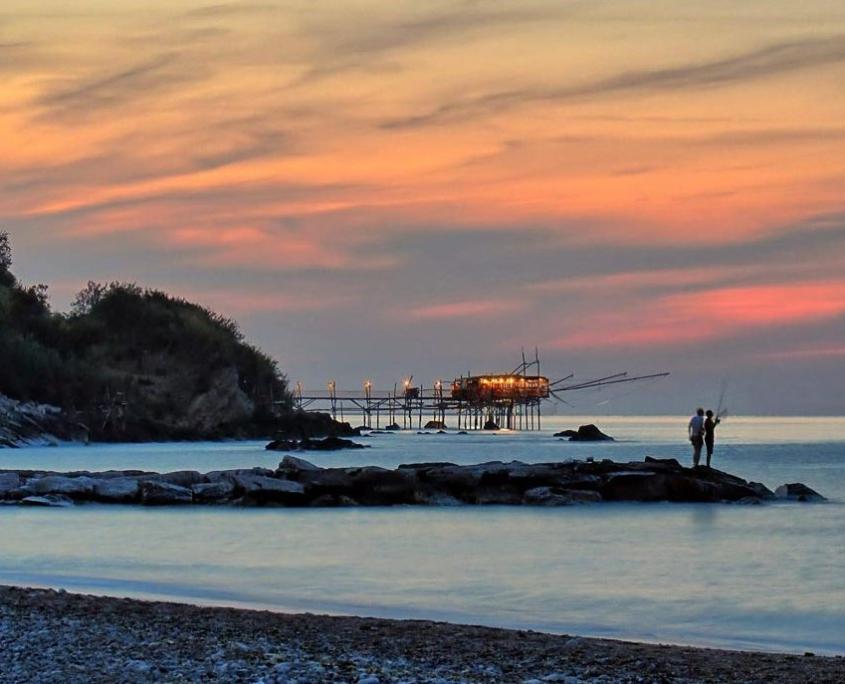 Tramonto in Spiaggia Hotel Villa Medici 4 stelle